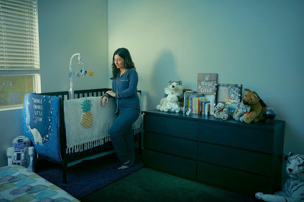Cameron Candela - aktorka w filmach dla dorosłych. Mama noworodka