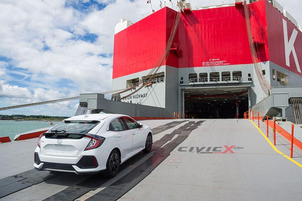 Honda Civic X Hatchback