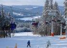 Ferie na nartach. Dobre warunki narciarskie w Czechach