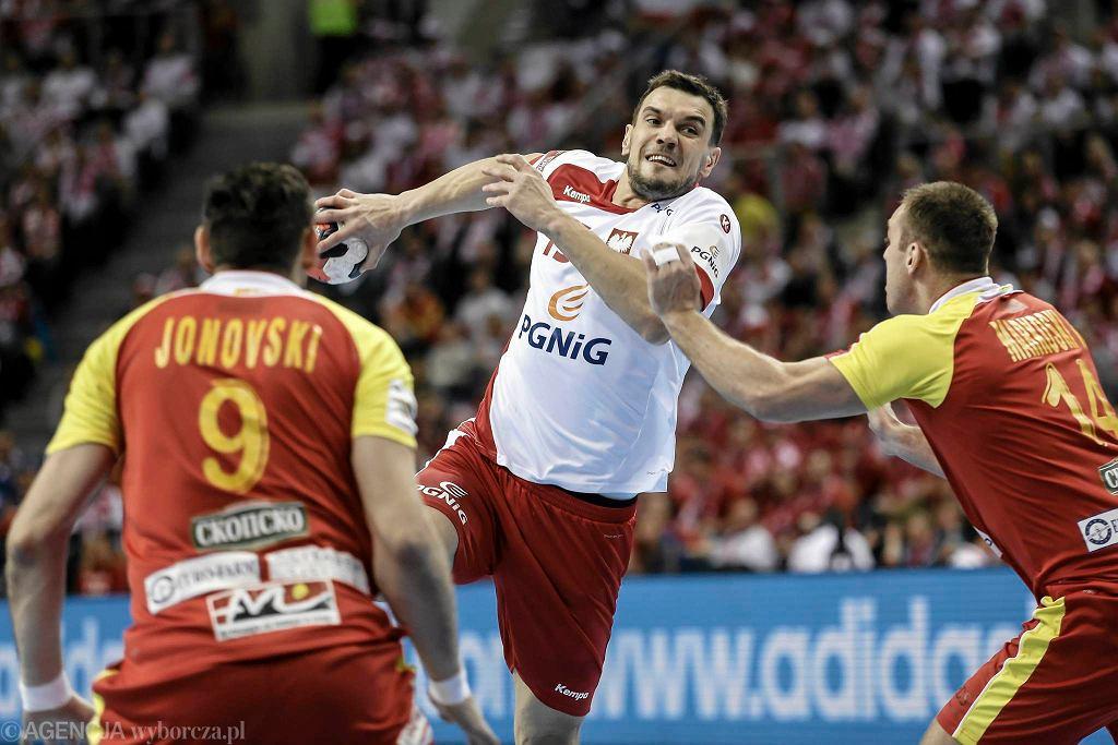 Mecz Polska - Macedonia