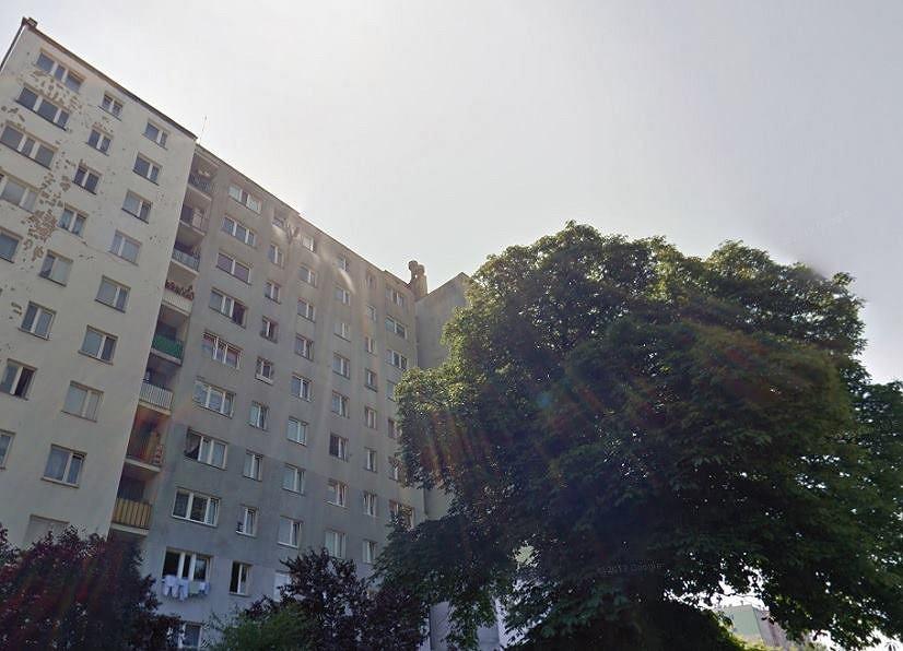 5-letnia dziewczynka wypadła z 6. piętra