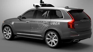 Uber i Volvo tworzą samosterujący samochód