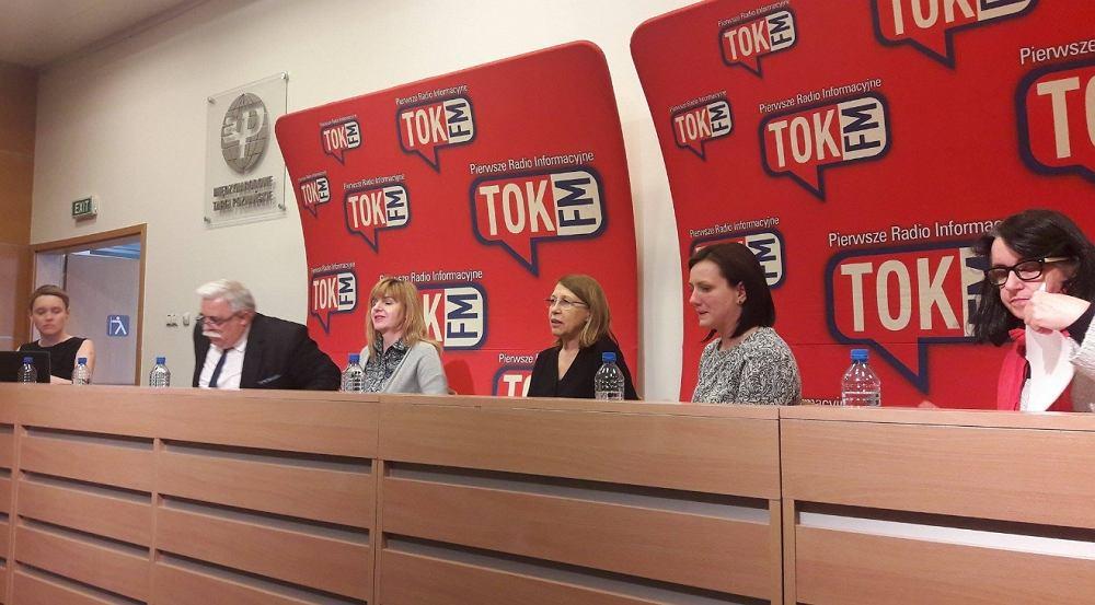 Poznańska debata akcji TOK FM ''Usłysz swoją szkołę''