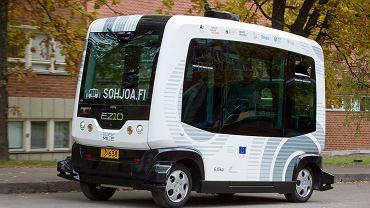 Autonomiczny bus EZ10