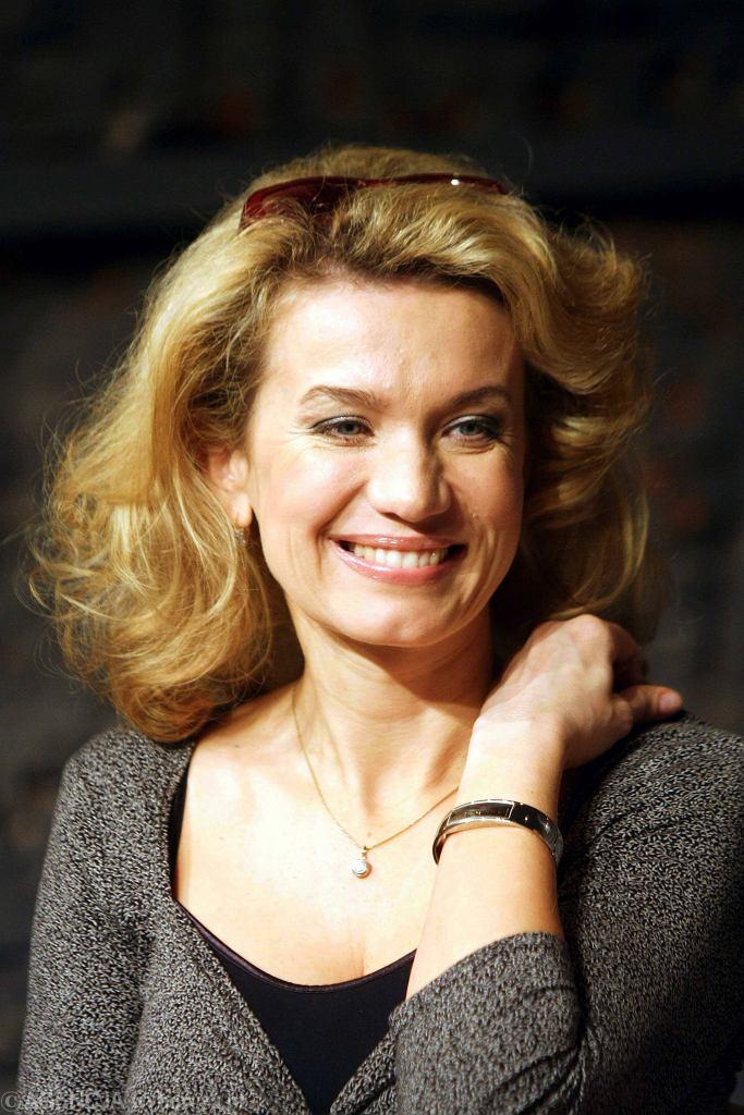Joanna Trzepiecińska W 2008 roku