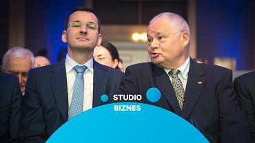 Prof. Jerzy Hausner w programie 'Studio Biznes' ocenił działania rządu dotyczące tarczy antykryzysowej