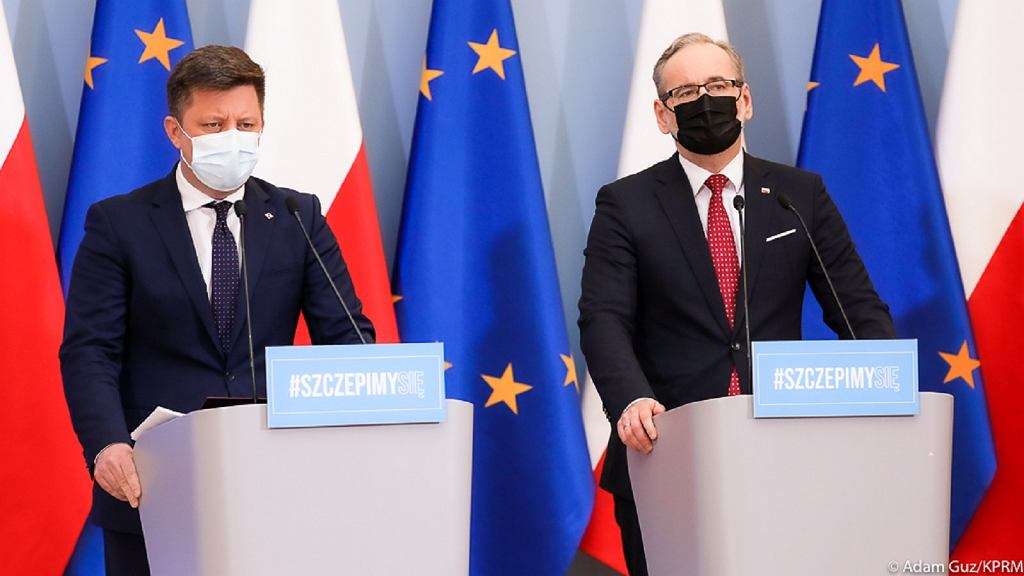 Michał Dworczyk, Adam Niedzielski