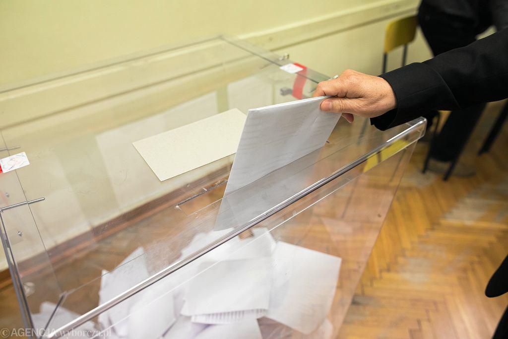 Jak sprawdzić, gdzie głosować w wyborach?