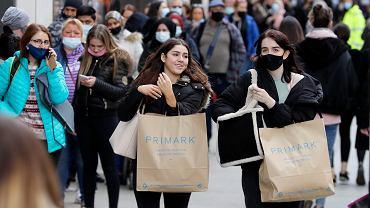 Epidemia koronawirusa w Wielkiej Brytanii.