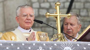 Procesja Bożego Ciała w Krakowie