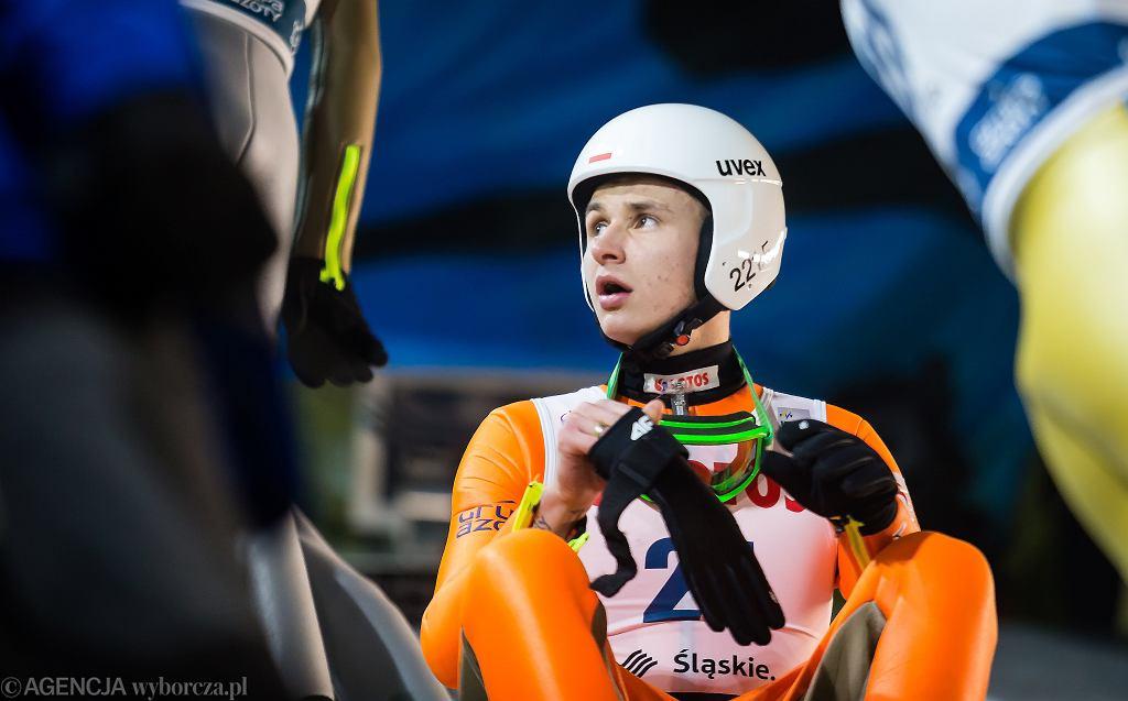 Puchar Świata w skokach narciarskich - Klemens Murańka