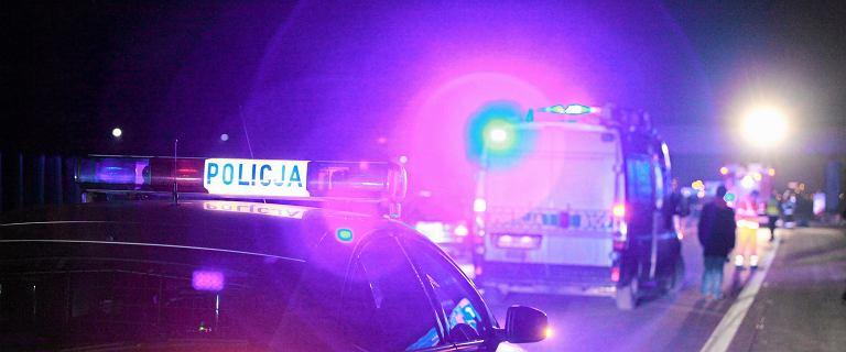 Tragiczny wypadek na Podkarpaciu. 6 osób nie żyje, 40 rannych