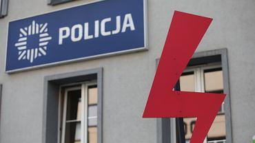 Sieradz. Policja chciała ukarania aktywistki (zdjęcie ilustracyjne)