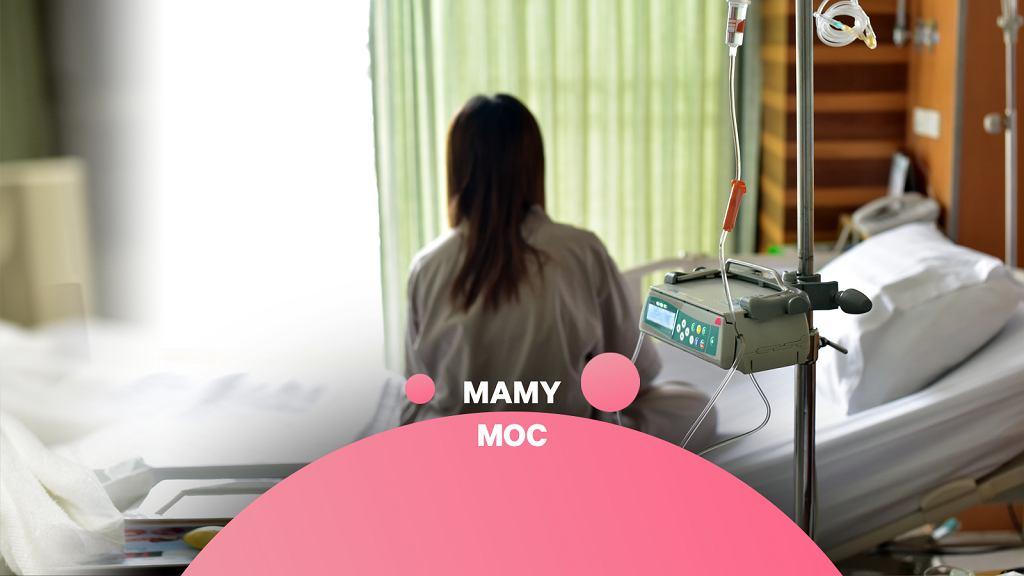 Mama po poronieniu: Usłyszałam, że nóżki już się rodzą. To był 18 tydzień ciąży