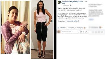 Mama dwójki dzieci schudła 10 kilogramów