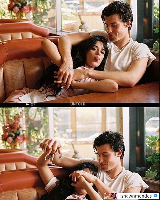 Shawn Mendes i Camila Cabello