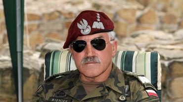 Generał Mieczysław Bieniek