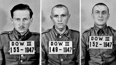 Podporucznik Jerzy Przerwa oraz kapral Wiesław Warwasiński i kanonier Władysław Łabuza skazani na karę śmierci za odbicie Zofii Rojuk z rąk czerwonoarmistów