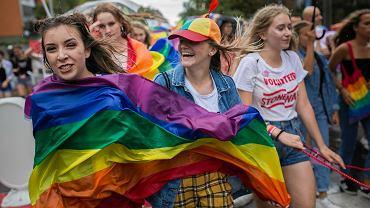 Marszu Równości 2018 w Poznaniu