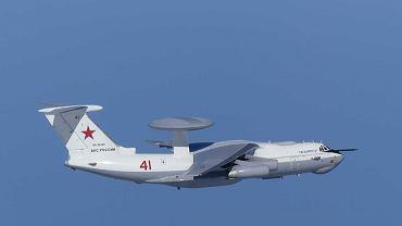 Rosja. Samolot A-50, który naruszył przestrzeń powietrzną Korei Południowej