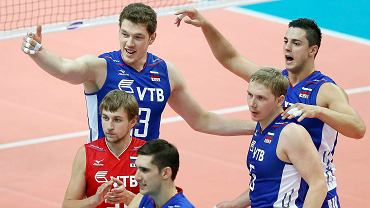 Mistrzostwa świata w siatkówce. Katowicki Spodek. Niemcy - Rosja 0:3