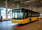 Pierwszy autobus w całości ze Starachowic. Pojedzie do Szwajcarii [ZDJĘCIA]