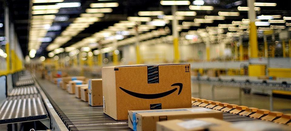 Centra logistyczne Amazon