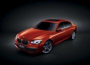 BMW 760Li V12 M Bi-Turbo | Przedsmak