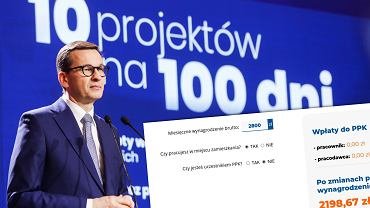 Polski Ład. Kalkulator KPRM