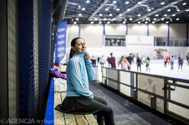 Agnieszka Pucuła: Każde wyjście na lód to ogromna radość