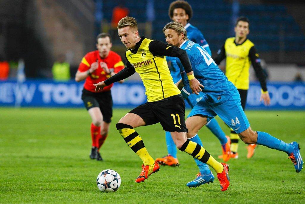Zenit - Borussia