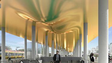 Tak będzie wyglądało metro na Bemowie