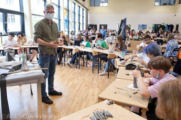 Zdjęcie numer 13 w galerii - W Gdyni odbyły się egzaminy wstępne do Liceum Sztuk Plastycznych [ZDJĘCIA]
