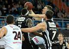 Koszykarze Trefla bez szans z Rosą Radom