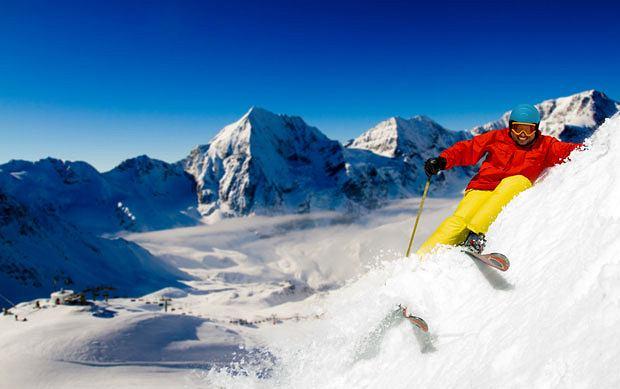 Mój pierwszy raz: freeride w Alpach,  mój pierwszy raz, góry, narty, europa