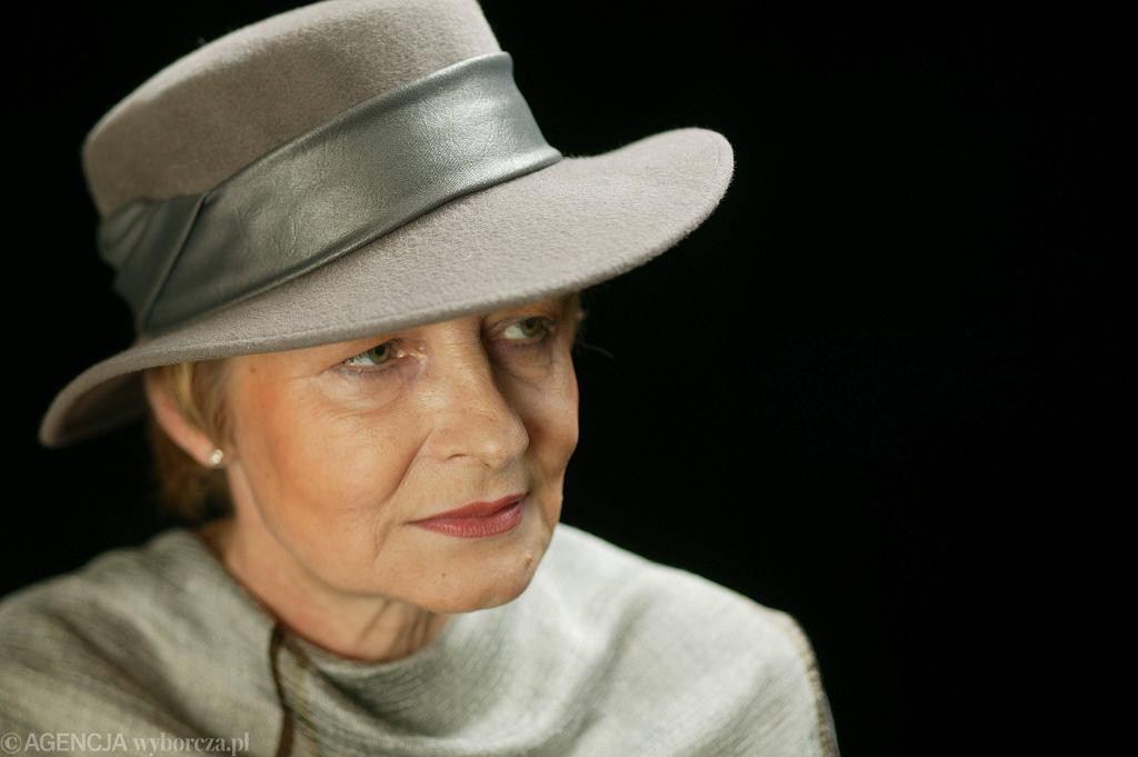 Zyta Gilowska nie żyje. Była wicepremier zmarła po ciężkiej chorobie