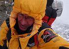 K2. Urubko samodzielnie wyruszył z bazy