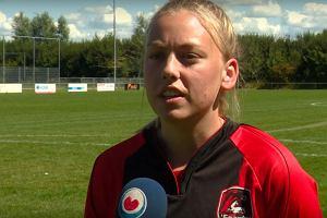 19-latka będzie grała w męskiej drużynie piłkarskiej. Pierwszy taki przypadek