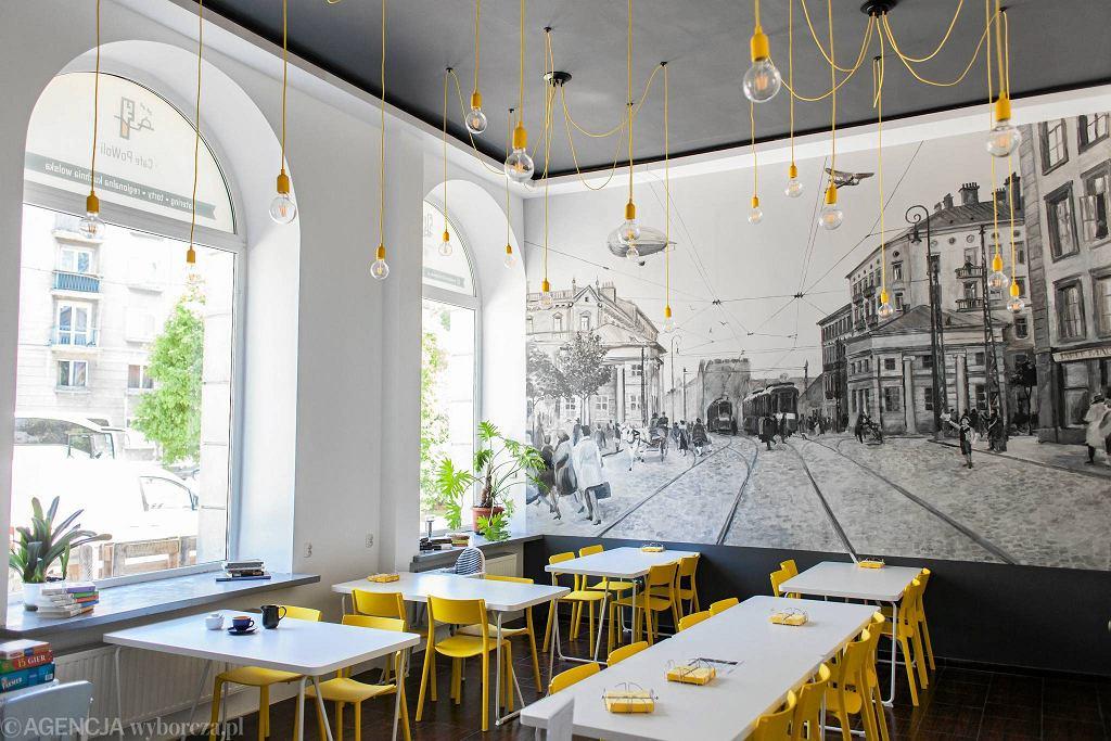 Cafe PoWoli ul. Smocza 3  / DAWID ŻUCHOWICZ