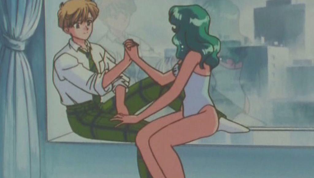 Haruka i Michiru aka Czarodziejka z Urana i Czarodziejka z Neptuna