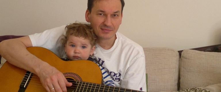 Dzień Ojca. Morawiecki pokazał zdjęcie z córką i gitarą