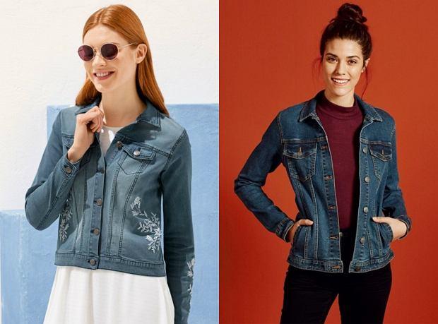 Jeansowe kurtki - kolekcja Lidla