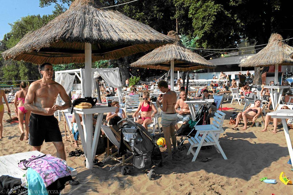 Plaża La Playa / KRZYSZTOF MILLER