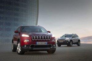 Salon Genewa 2014   Jeep Cherokee po europejsku