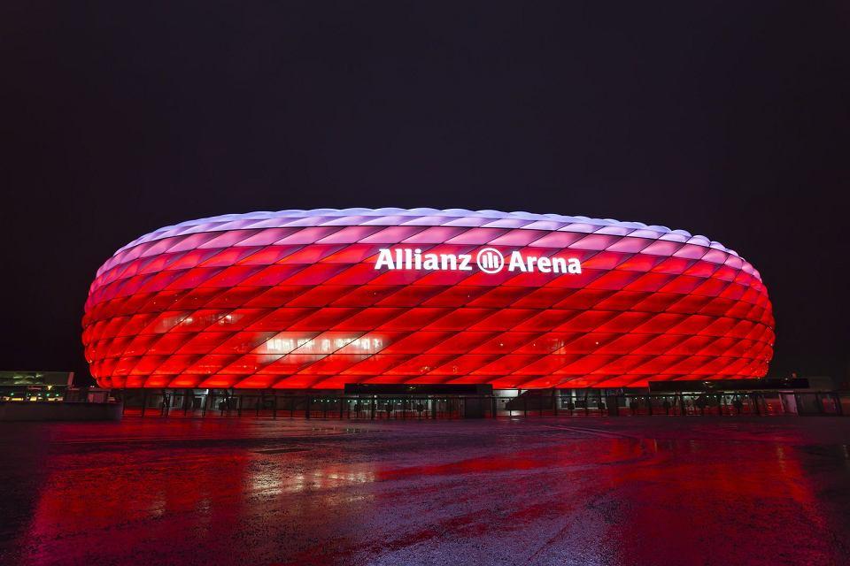 Monachium Allianz Arena