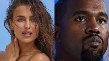 Irina Shayk i Kanye West