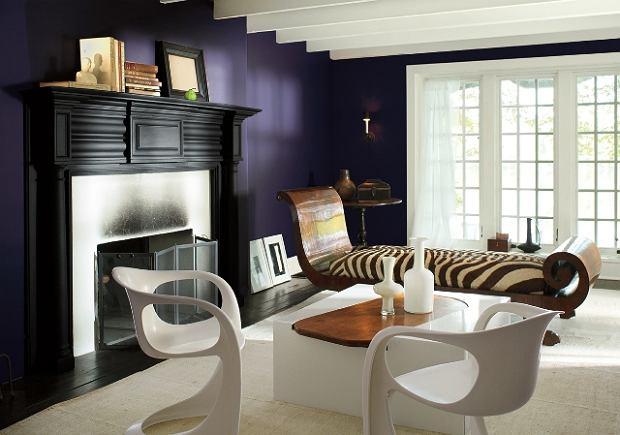 Na Jaki Kolor Pomalować Salon Budowa Projektowanie I