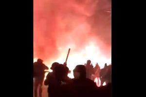 Liga Mistrzów. Kibole Ajaksu zaatakowali budynek klubowy AEK. Niepotwierdzone informacje: pomagali im kibice z Polski