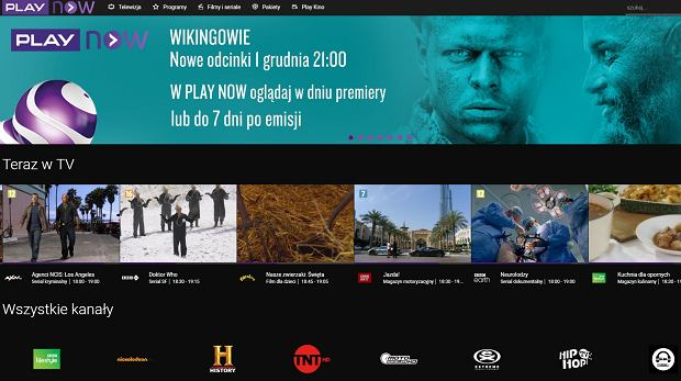 Play Now - serwis VOD