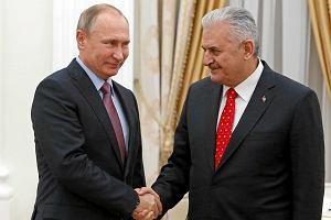Erdogan zatwierdził gazowy sojusz z Putinem
